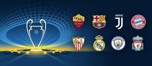 Champions League, quarti di finale