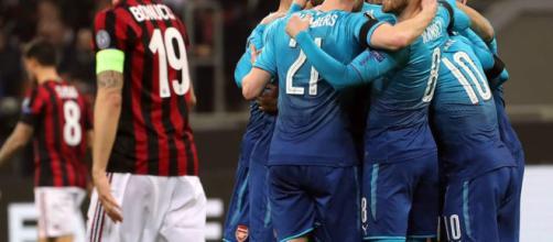 El Arsenal encarrila pase a cuartos de la Europa League tras ... - laprensa.hn