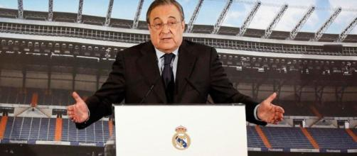 Florentino Pérez prepara un 'nuevo Figo' en el Barça - diariogol.com