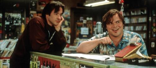 John Cusack y Jack Black en 'High Fidelity'