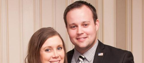 Josh and Anna Duggar from a screenshot