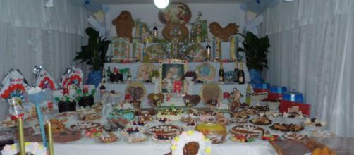 La Tavola di san Giuseppe, tradizione in cui si fondono sacro e profano