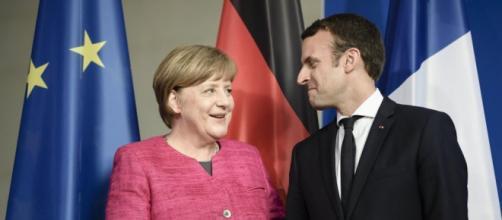 Macron incontra Merkel a Berlino: «I trattati Ue si possono cambiare» - ilmessaggero.it