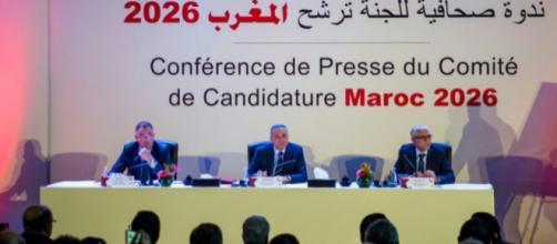 Mondial-2026: le Maroc a officiellement déposé sa candidature ... - liberation.fr
