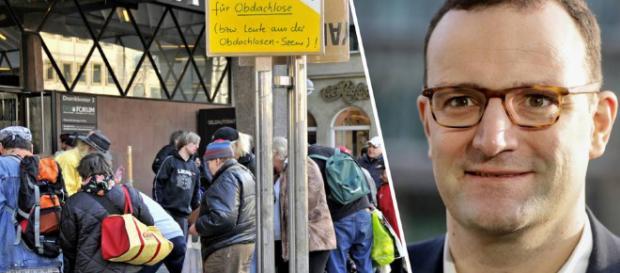 Armut, Jens Spahn und Hartz IV: Die Diskussion geht am Ziel vorbei ... - stern.de
