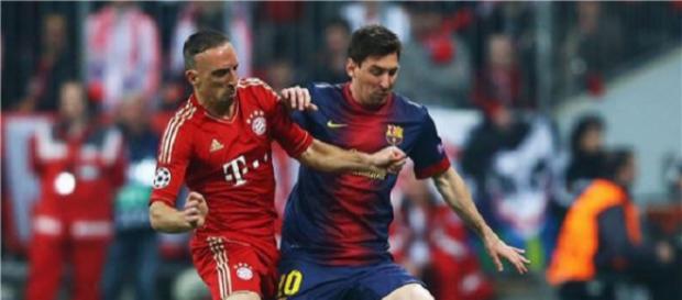 Bayern e Barcelona são duas das melhores equipes do mundo
