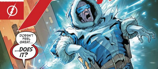 Críticas de los mejores tiros: The Flash # 38