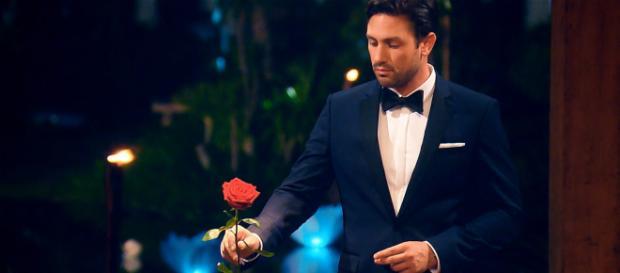Der Bachelor Daniel Völz hat gewählt, doch Rosen verteilt er auch weiterhin - Foto: MG RTL D