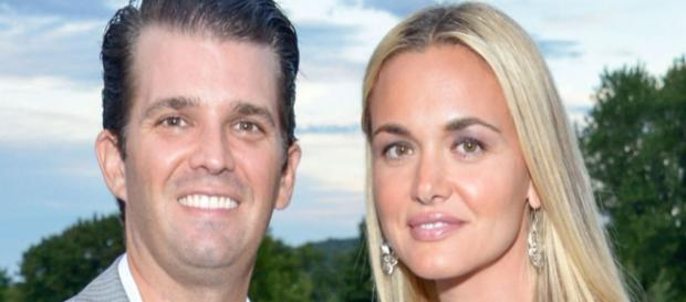 Donald Trump Jr's wife Vanessa taken to hospital after opening ... - sky.com