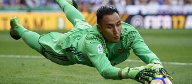 El portero del Real Madrid y Costa Rica, Keylor Navas, es uno de los mejores jugadores que ha salido de América Central