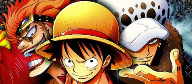 Nuevos sucesos en el anime One Piece