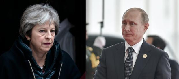 PRIMERA EDICIÓN : Máxima tensión entre Londres y Moscú - com.ar
