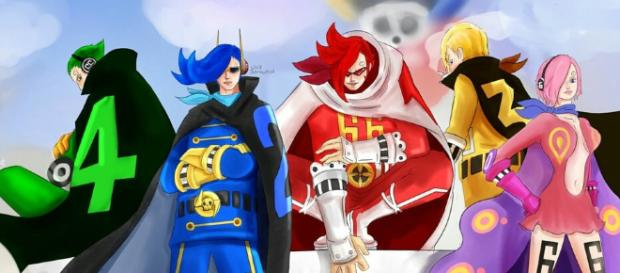 The Major Role Of Germa 66 In The Future of One Piece – OtakuKart - otakukart.com