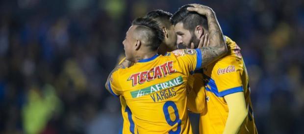 Tigres y Xolos sufren para avanzar a cuartos de la Concachampions ... - telefonorojo.mx