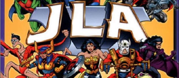 Tres mejores creadores de Justice League