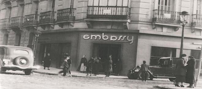 La cafetería madrileña que salvó a 30.000 judíos de la barbarie nazi