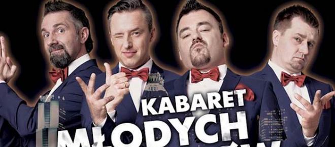 Kabaret Młodych Panów: 'Polacy są narodem, który ma bardzo duże poczucie humoru'