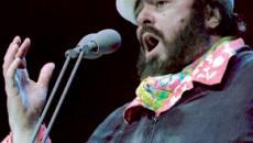 Sventato furto alla salma di Luciano Pavarotti