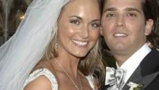 La esposa de Trump Jr solicita el divorcio y provoca una burla viral en la redes