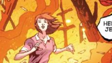 Una tumba vacía, otro fénix y una puerta misteriosa en Phoenix Resurrection # 3
