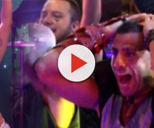 Anitta agitou a festa no BBB18, nesta última sexta-feira (16).