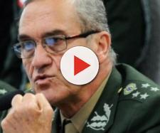 Comandante do Exército, general Eduardo Villas Bôas, se pronuncia sobre próximos passos da intervenção federal no RJ