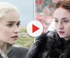 Daenerys Targaryen e Sansa Stark