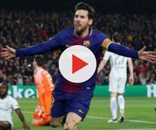 Leo Messi continua surpreendendo a todos