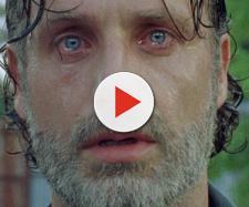 Personagem principal da série ''The Walking Dead'': Rick Grimes