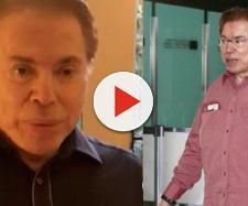 Silvio Santos diz que não quer mais ser apresentador.