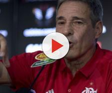 Técnico Carpegiani, do Flamengo