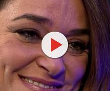 Toñi Moreno, presentadora del programa de Telecinco 'Viva la vida'.