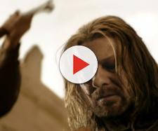 Último cena do personagem Ned Stark