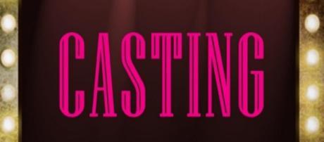 Casting per un nuovo film, e selezioni anche per Tv, teatro e spettacolo.