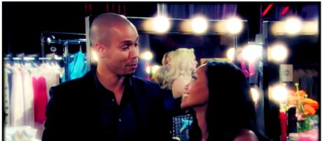Lily may stop Devon and Hilary's baby plans. [Image source: WrecklesslOve/YouTube screencap]