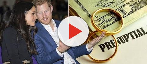 Prince Harry refuses to sign prenuptial agreement. - [Image: Daily News / YouTube screenshot]