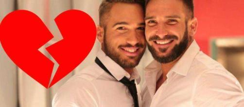 A 10 giorni dalla fine della storia con Alex Migliorini, Alessandro D'amico bacio un altro e discute con l'ex suocera su Instagram