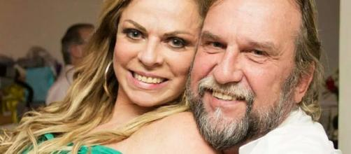 Apresentadora Cristina Rocha é acusada de ter batido no ex-marido. (foto reprodução).