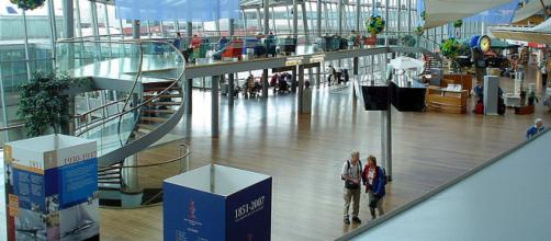 Arlanda Airport in Stockholm, Sweden (Image credit – Andreas Trepte, Wikimedia Commons)