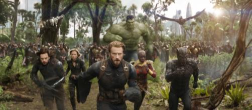 Avengers: Infinity War está siendo una película aclamada por todos los fans