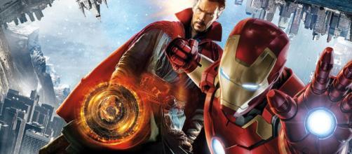 Doctor Strange' Las cosas se ponen extrañas para los Vengadores ... - cinemascomics.com