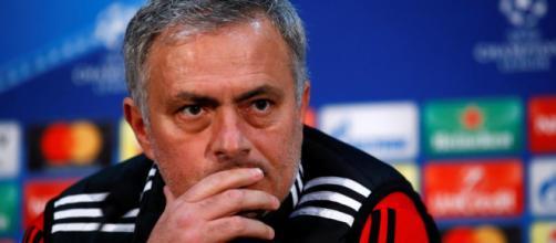 José Mourinho y su discurso preparado que duró 12 minutos