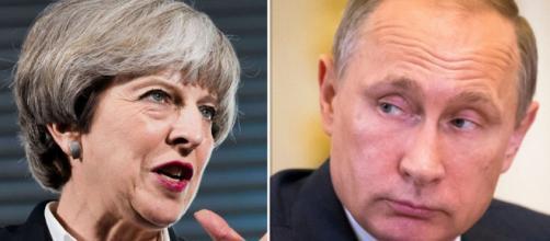 La Russie expulse 23 diplomates britanniques