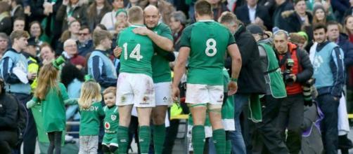 L'Irlande remporte le tournoi des Six Nations et s'offre le Grand Chelem contre l'ennemi anglais