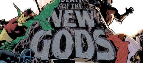 Los nuevos dioses de DC traen una nueva película en camino