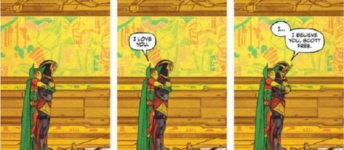 Mister Miracle # 6 es una mirada dulce y reflexiva al impacto del trauma infantil.