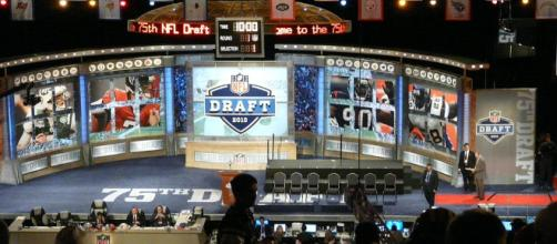 NFL Draft - Marianne O'Leary via Wikimedia Commons