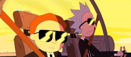 Rick and Morty' protagonizan el nuevo video de Run The Jewels - sopitas.com