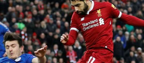 Salah a été impérial contre Watfod, inscrivant un triplé