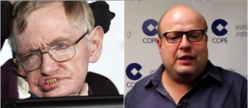 Stephen Hawking y Salvador Sostres